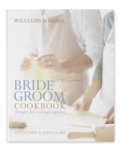 williams sonoma bride and groom book