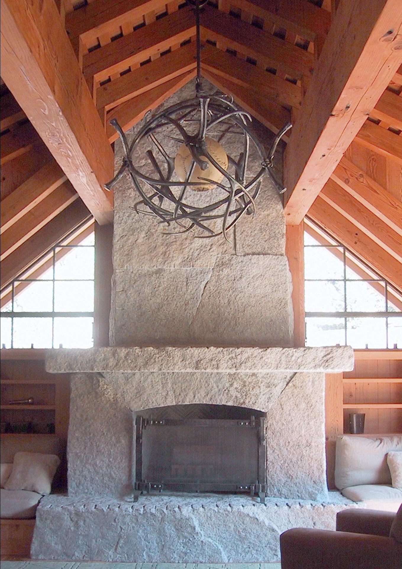 Jefferson mack Antler Chandelier