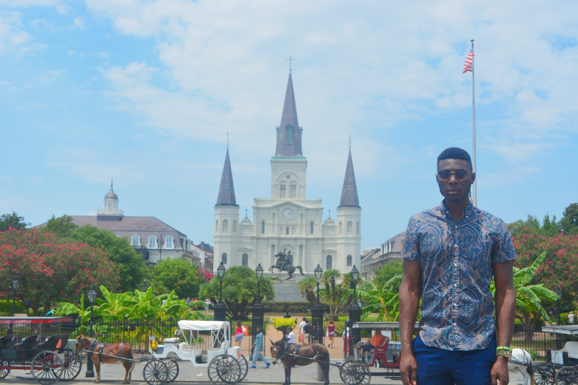 My first visit to Nawlins. Circa 2016.