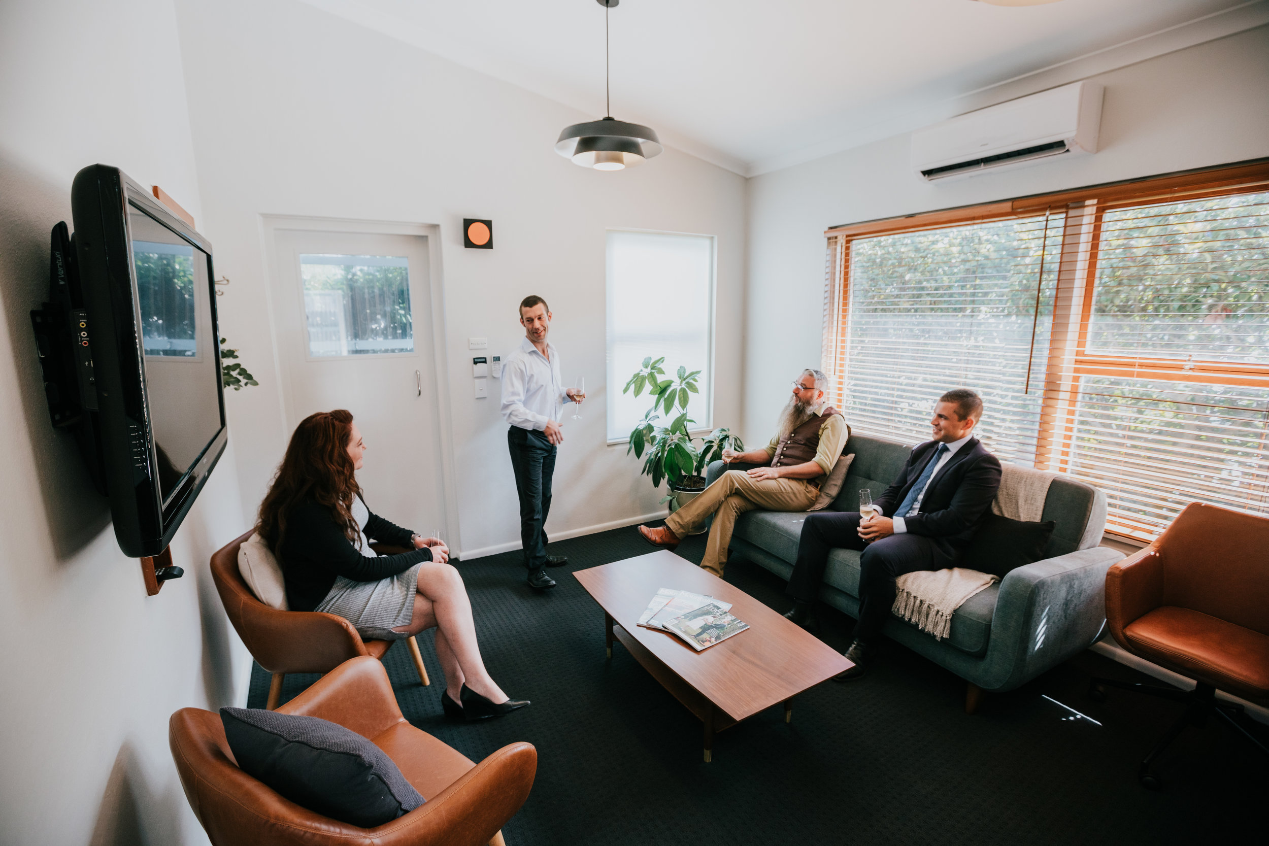 The Consulting Room -
