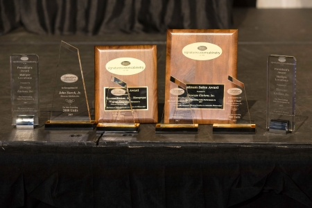 signature awards