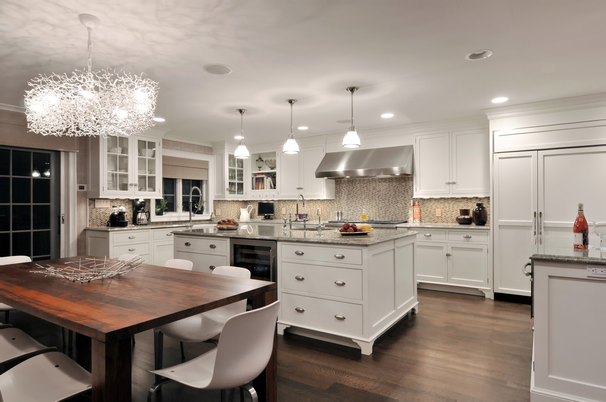 Simply Sophisticated - Luxury Kitchen Showrooms In Long ...