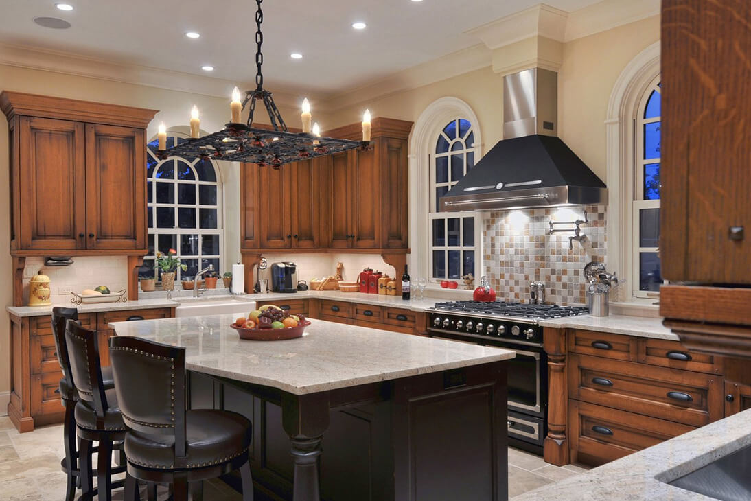 Custom Cabinetry Design | Long Island Custom Kitchen Remodeling