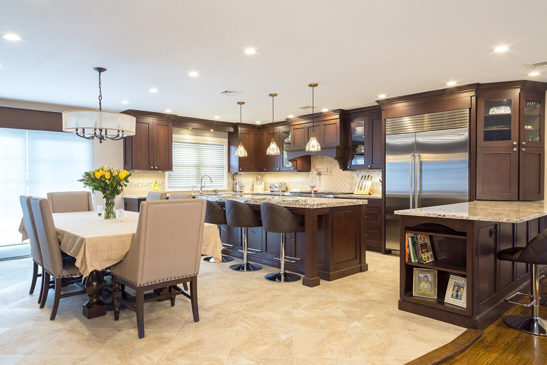 Custom Kitchen Design | Long Island Custom Kitchen Remodeling