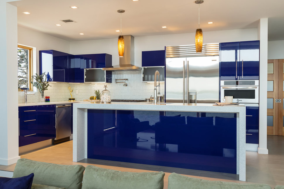 Custom Color Technology | Long Island Custom Kitchen Remodeling