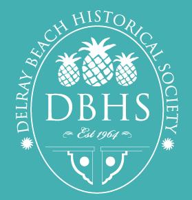 Delray Beach Historical Society logo