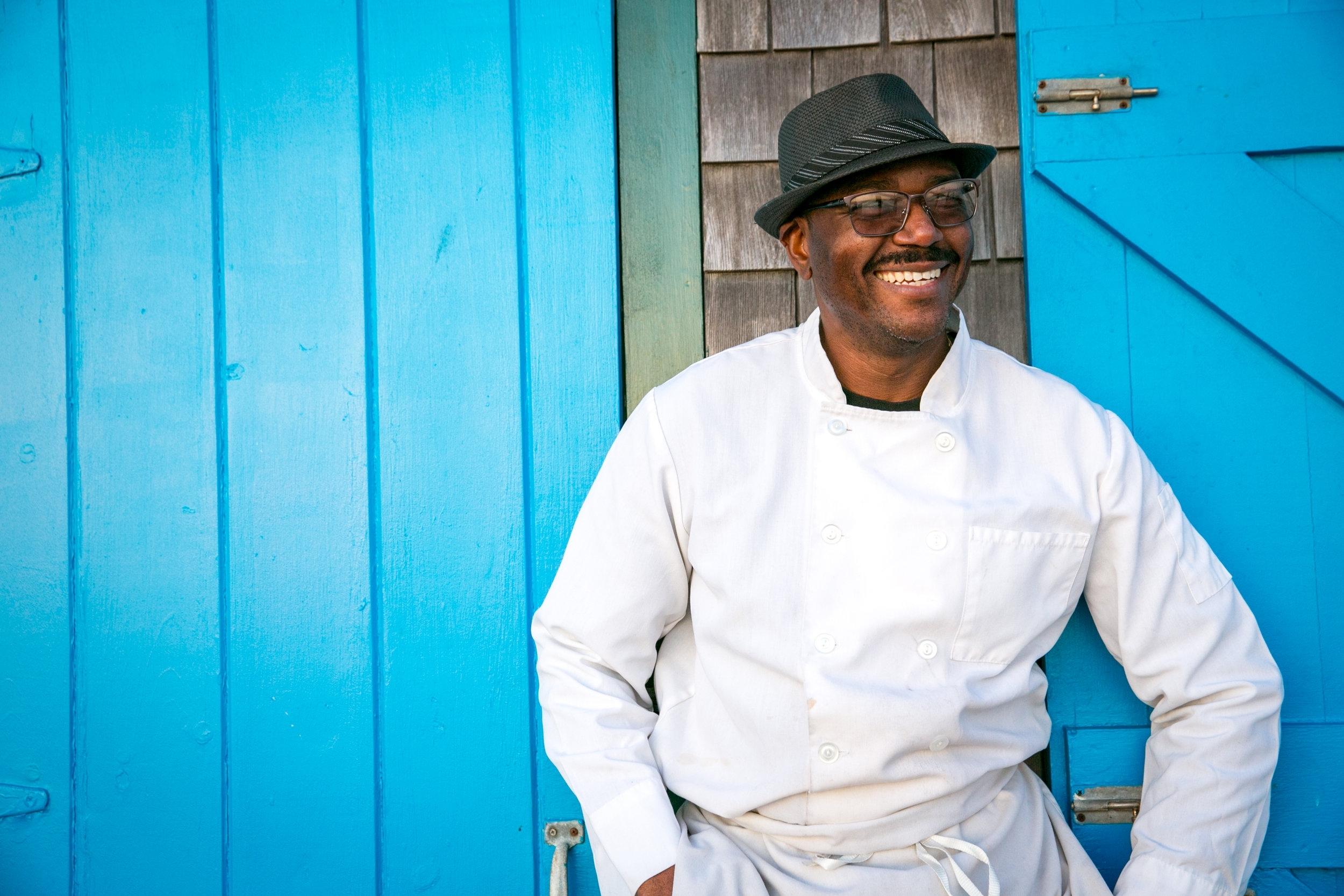 Meet Chef Deon -