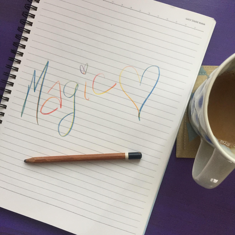Magic Notebook Josette LeBlanc