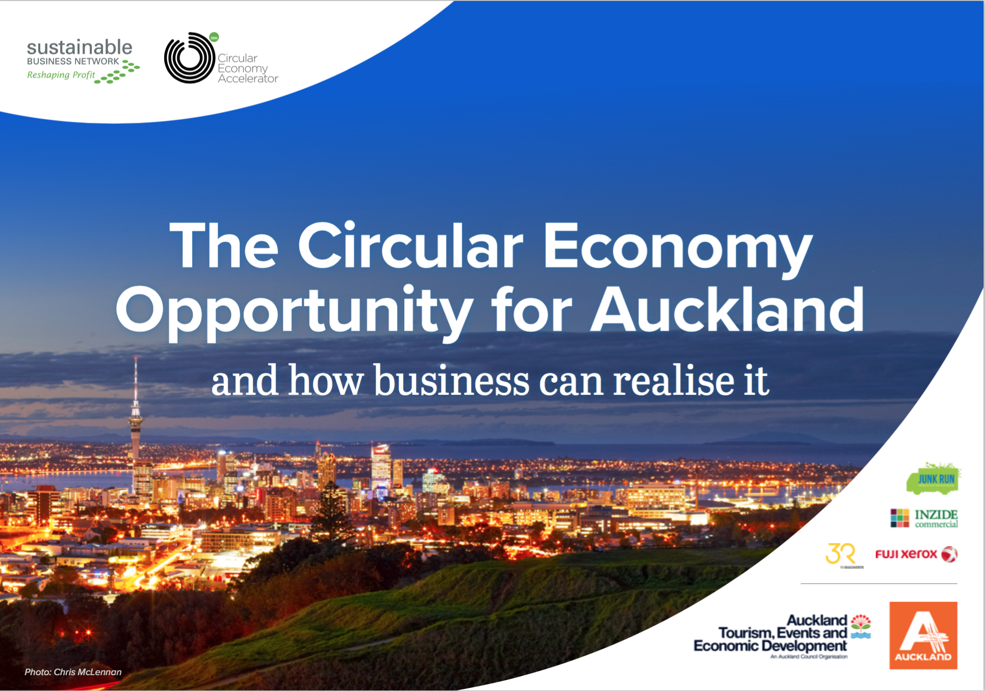 To realise this $8.8Billion opportunity for Auckland we need to make circular desirable for businesses and consumers alike. -