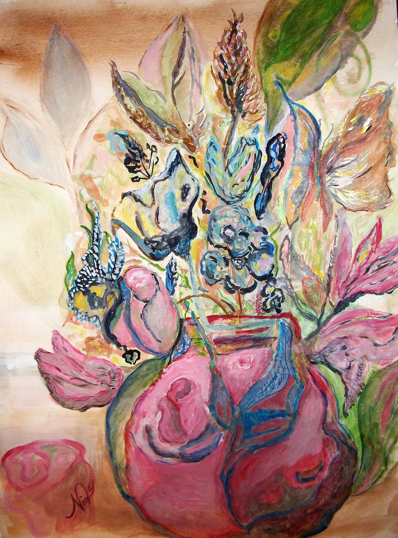 Rose Vase