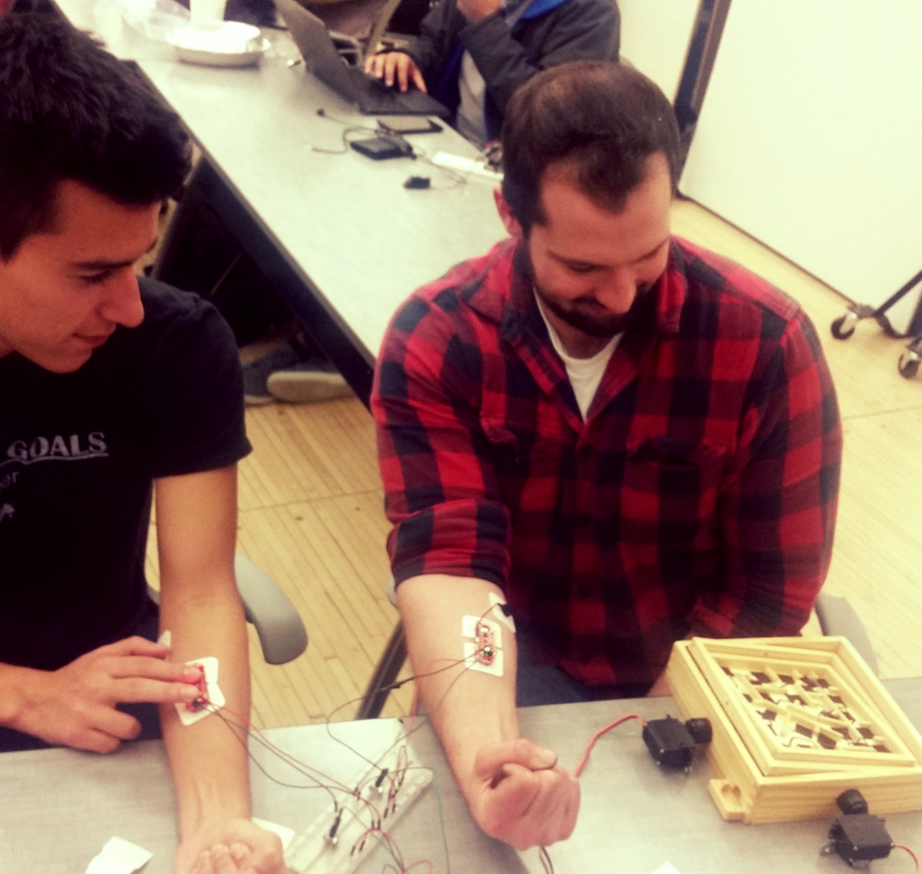 EMG GAME   Arduino Prototype