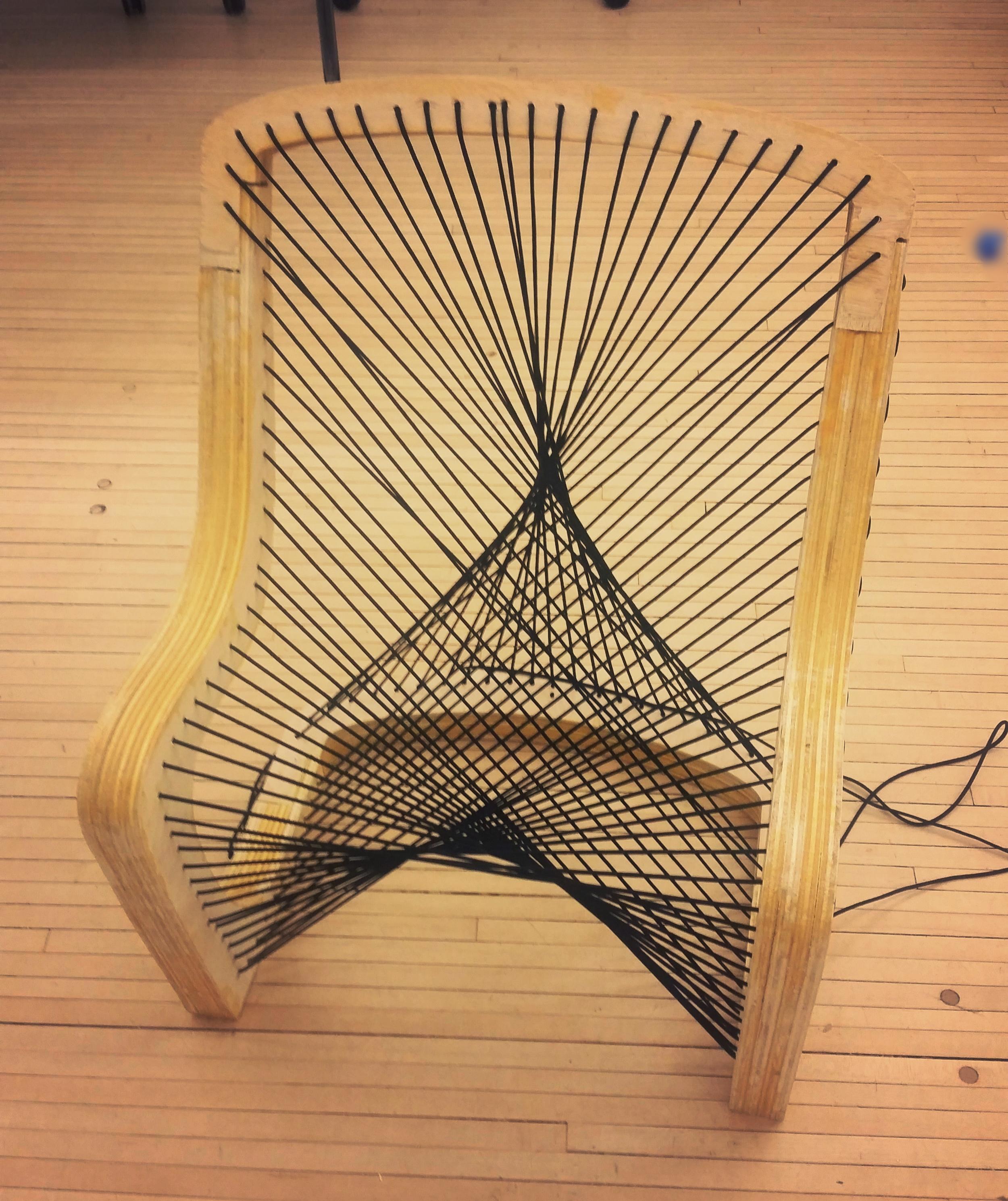 The final chair