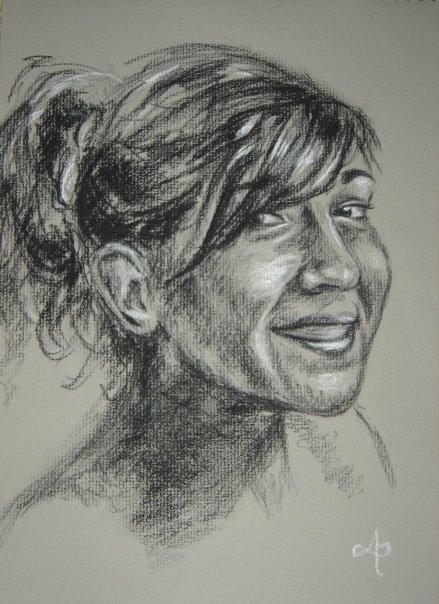 Portrait of Margie