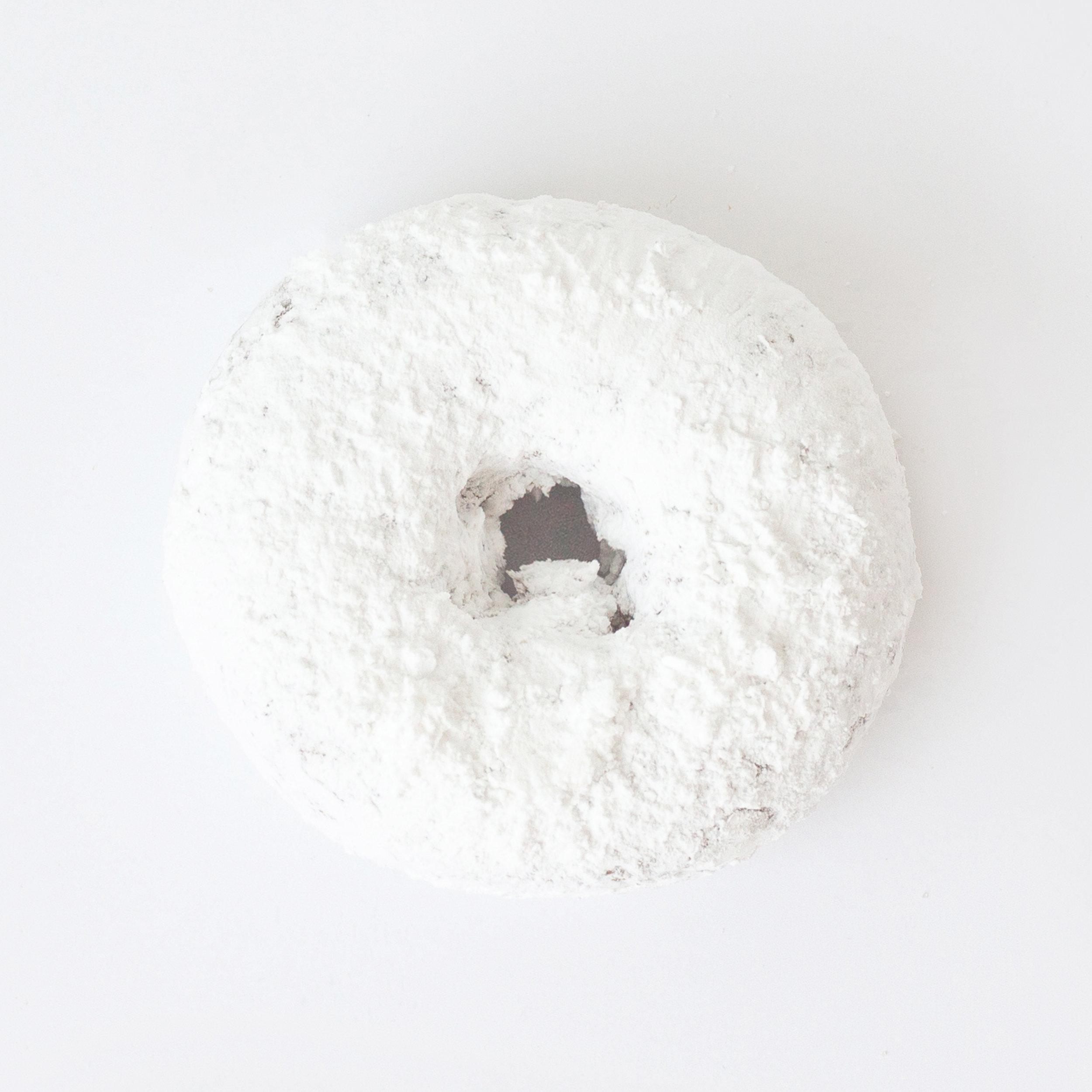 powdered sugar -