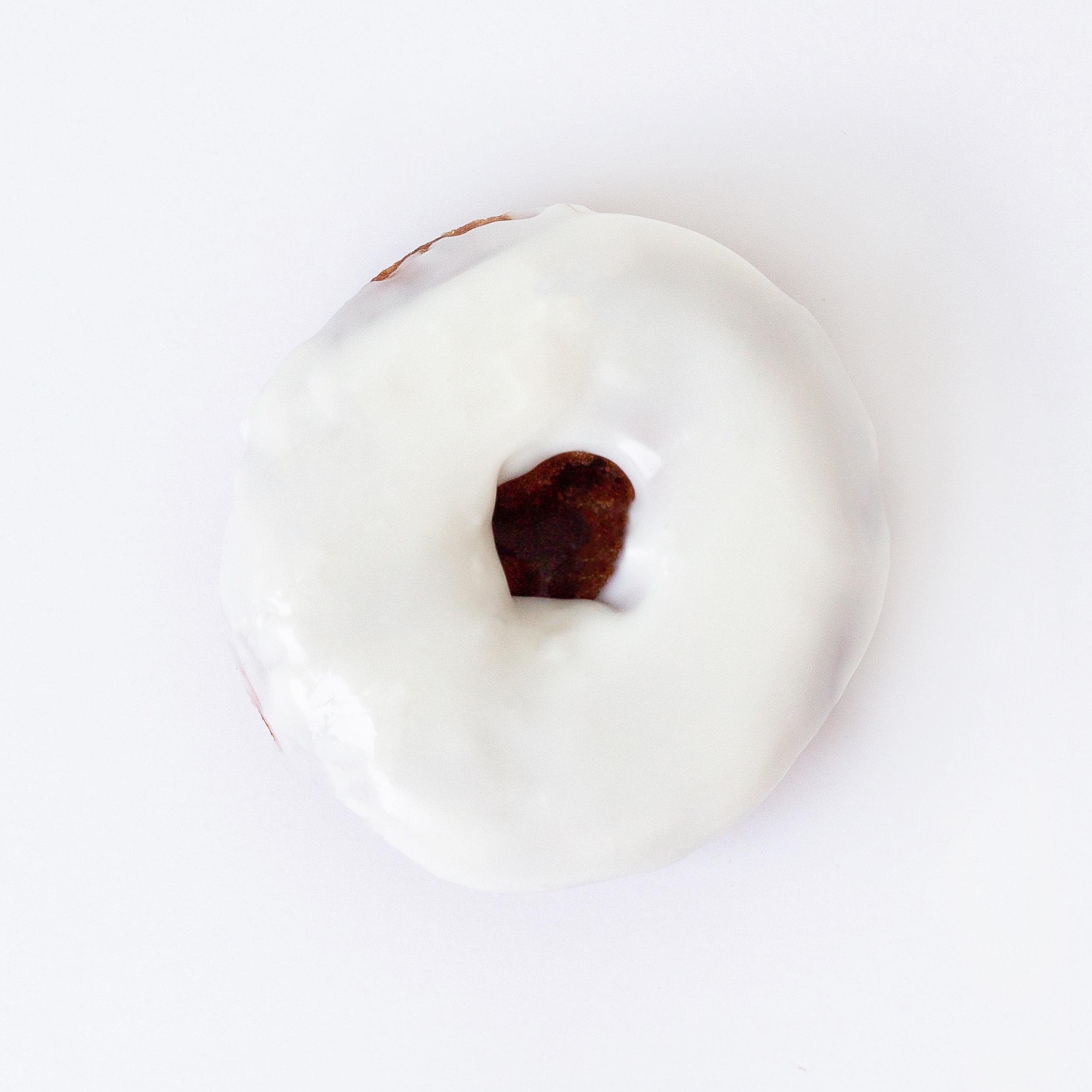vanilla icing -