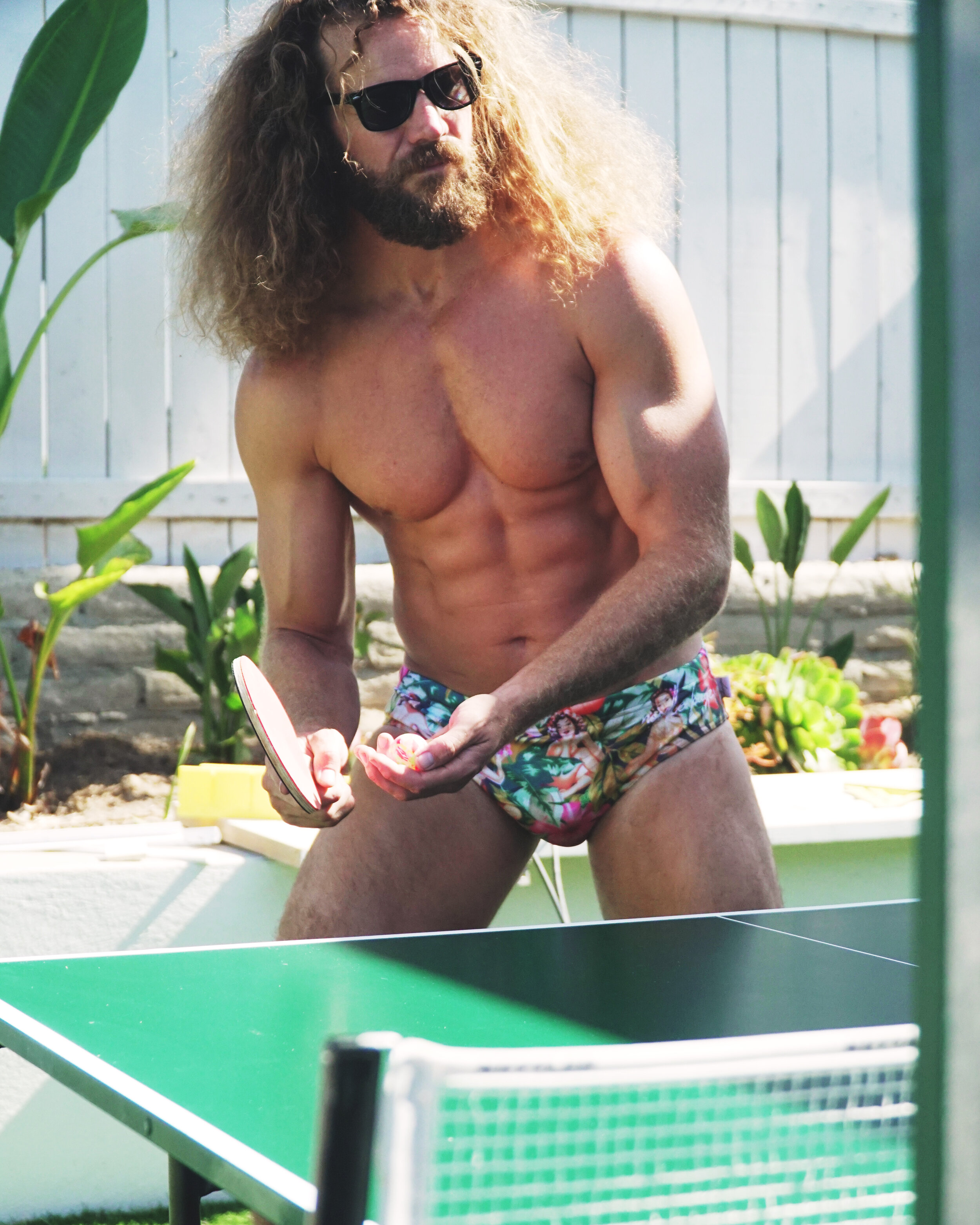 todd clever speedo table tennis