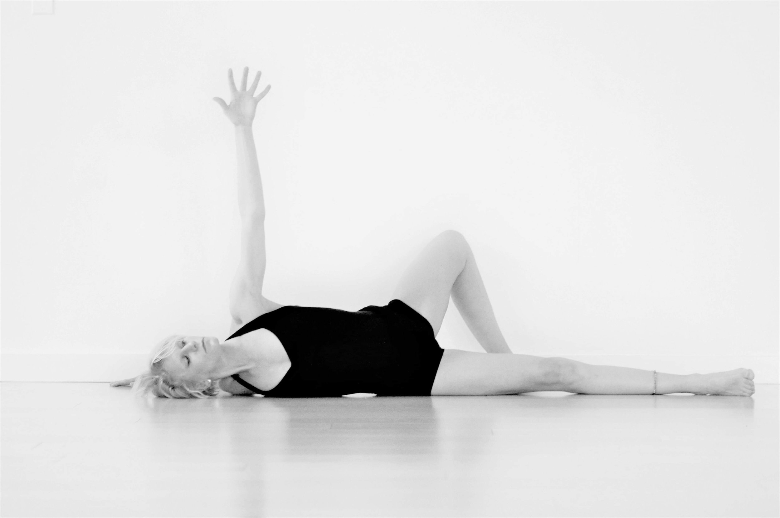 the divine yin goddess, Kristen Carlson