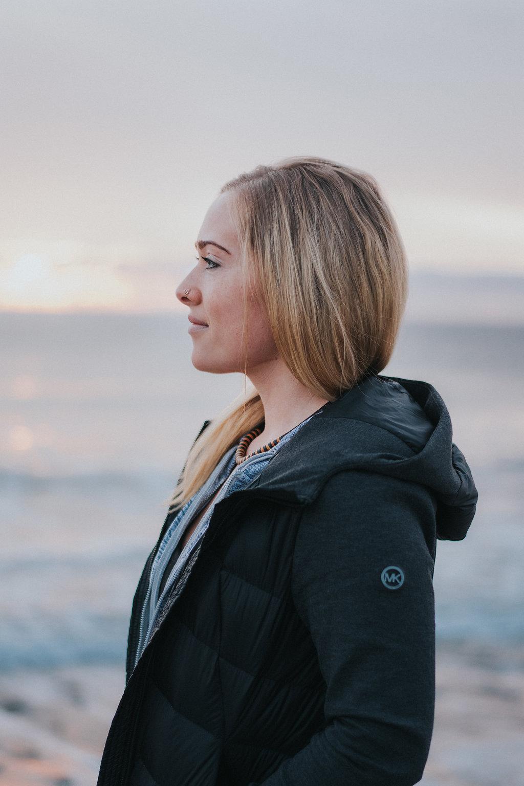 Kate Manuell, the heart based healing yoga goddess