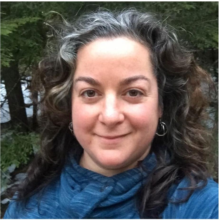 Jess Lenzi, the yoga nidra goddess