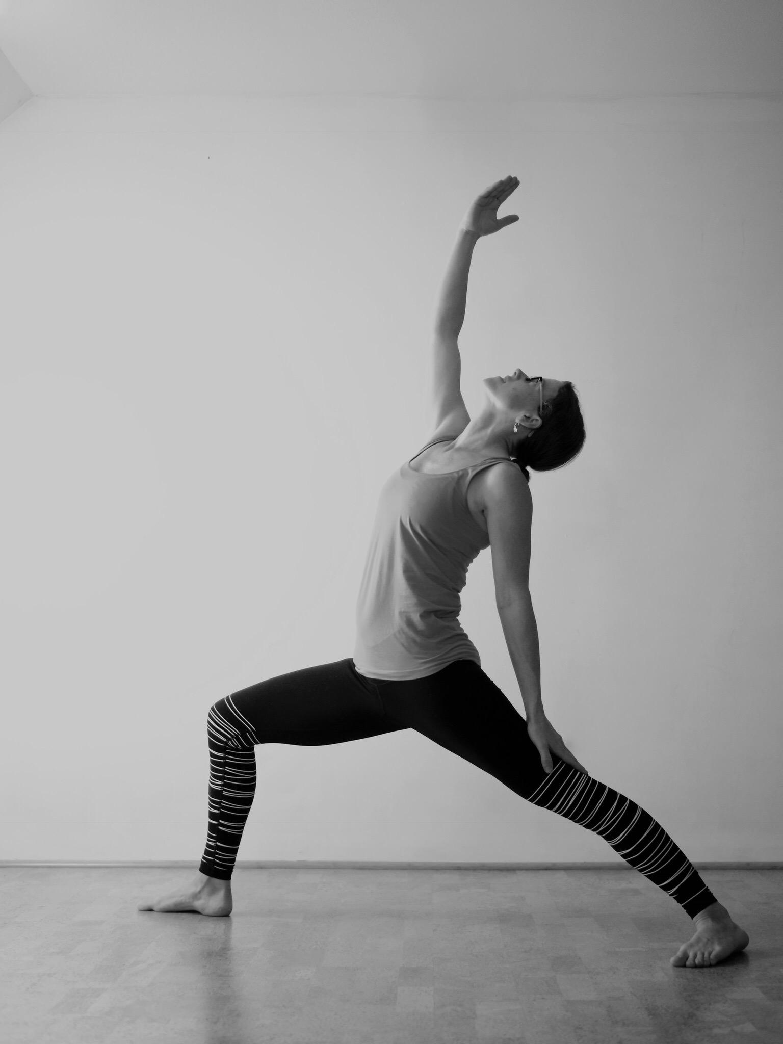 Bethany Walker, the restorative yoga goddess