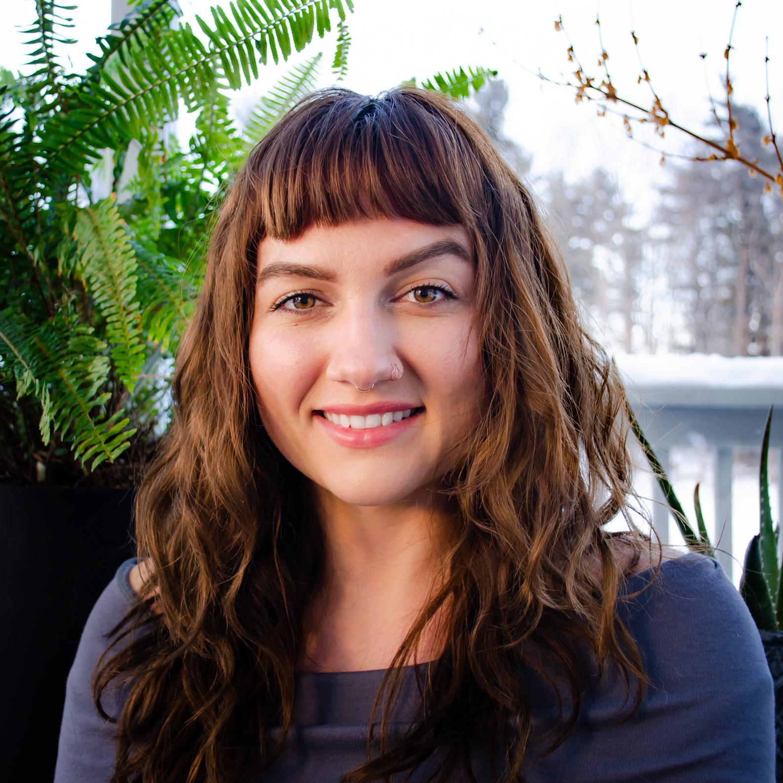 Kate Fazio, the ashtanga + meditation goddess