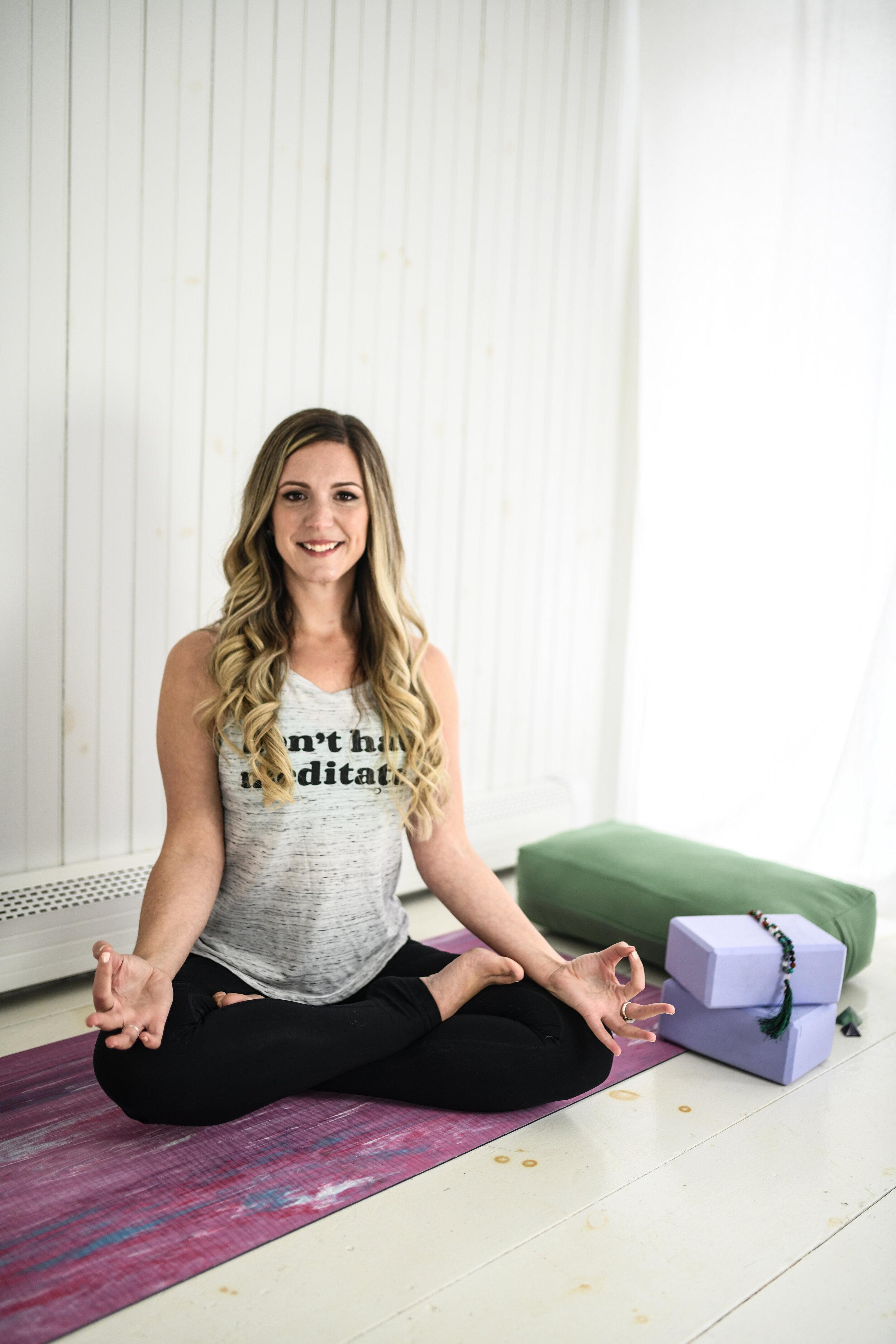 Jordan Taylor, our Reiki goddess