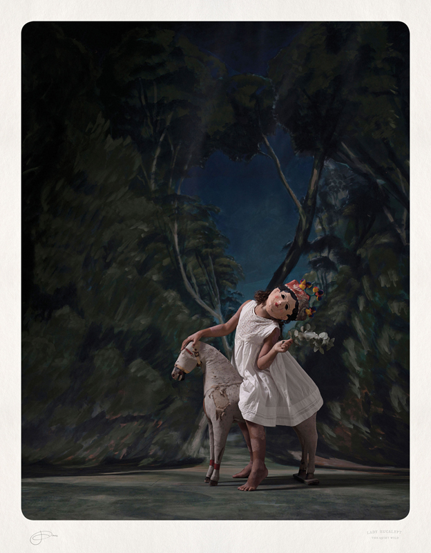 Jacqui Stockdale  Princess Eucalypt, 2012  Type C Print Edition of 8 + 2AP 100 x 78 cm