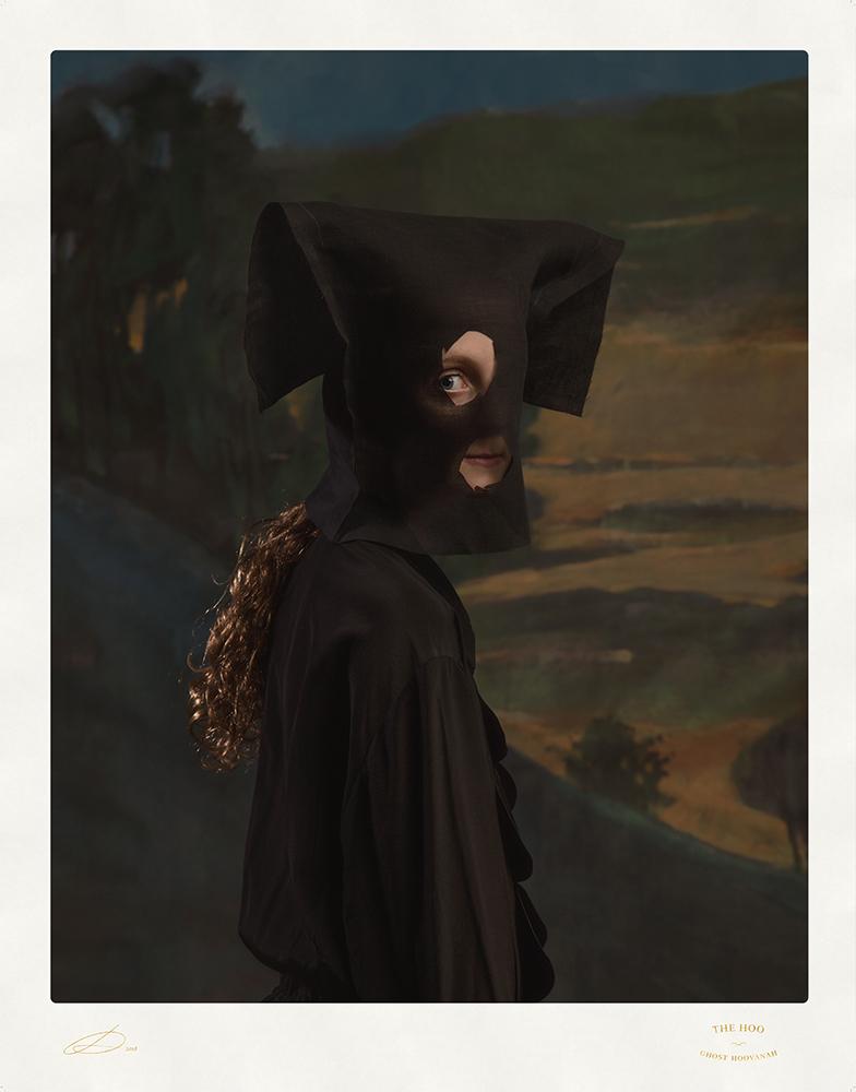 Jacqui Stockdale   The Hoo, 2018  C Type Print 100 x 86 cm