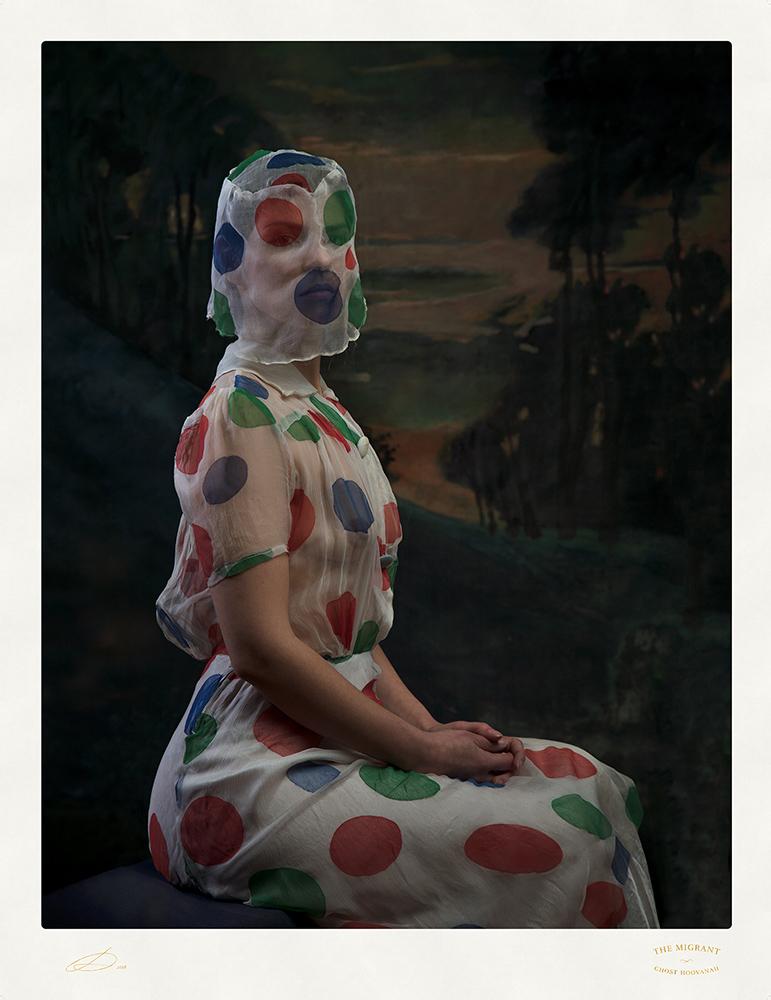Jacqui Stockdale   The Migrant, 2018  C Type Print 130 x 100 cm