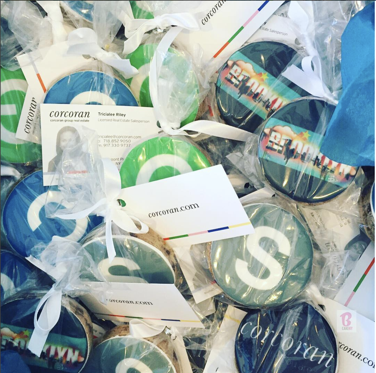 real estate company theme cookies