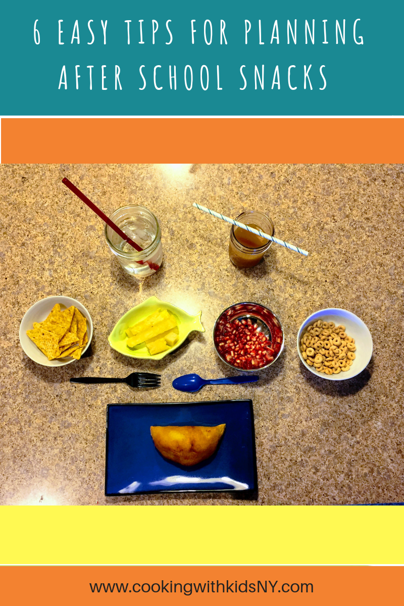 After School Snacks | Kids Cooking Classes in Westchester, NY