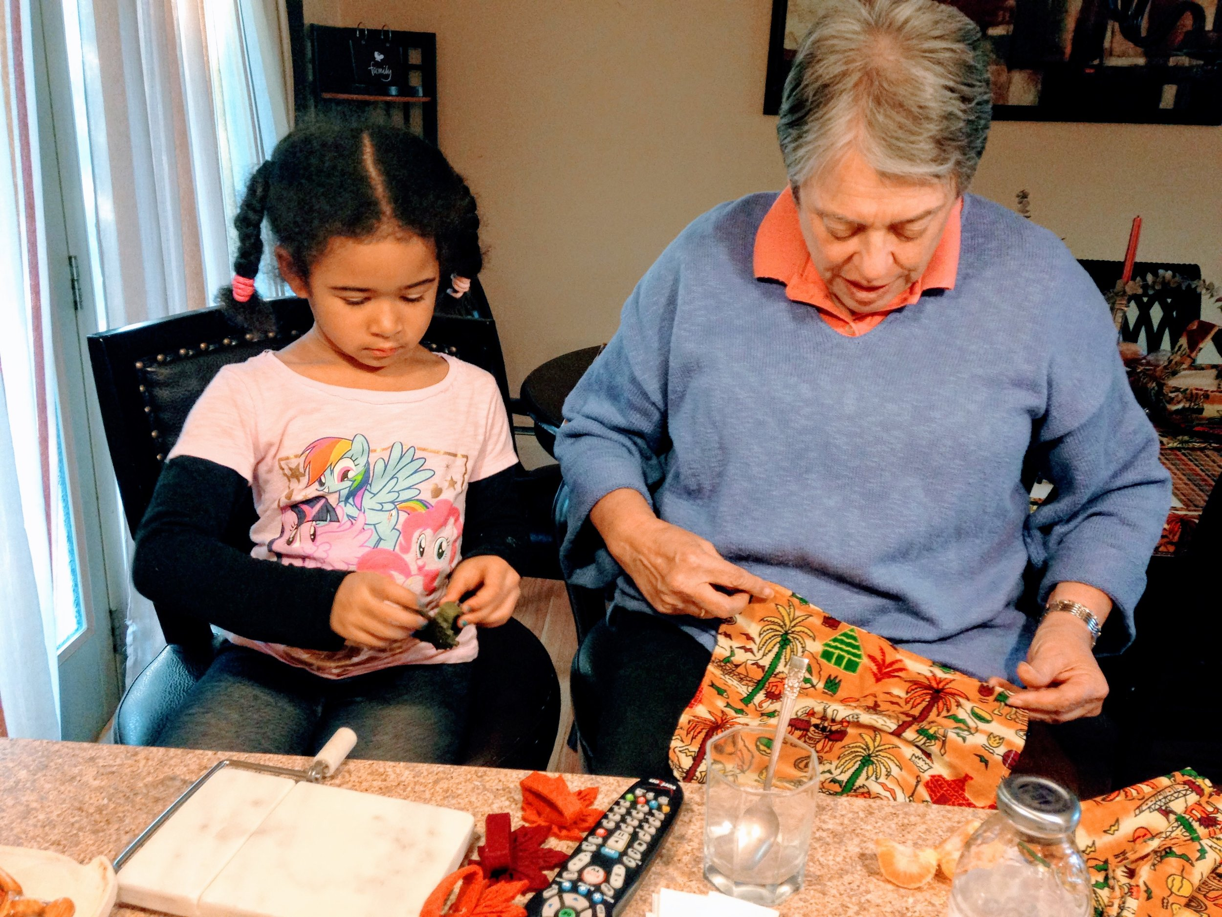 Kids Cooking Classes Westchester NY - Kid-Friendly Multicultural Thanksgiving Recipes