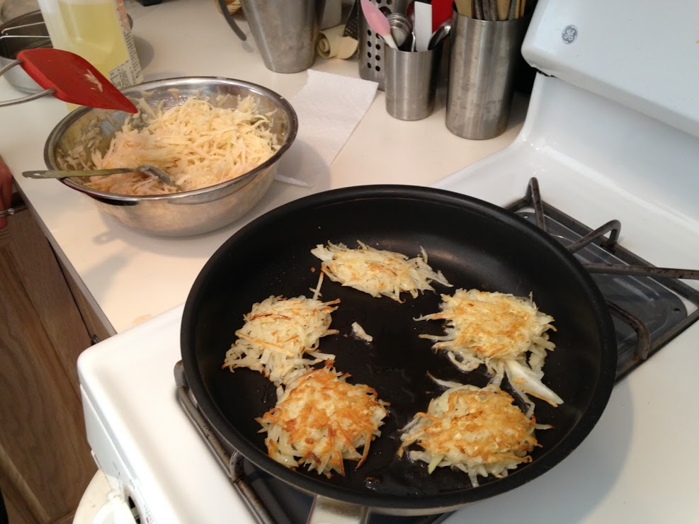 Kids Cooking and Baking Classes Westchester NY - Hanukkah Foods