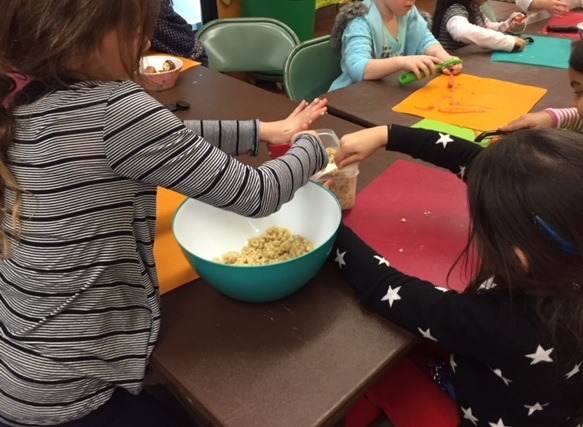 Kids Cooking and Baking Classes Westchester NY - Mushroom Barley Soup