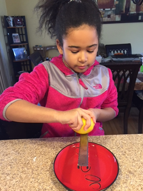 Kids Cooking and Baking Classes Westchester NY - Blintzes