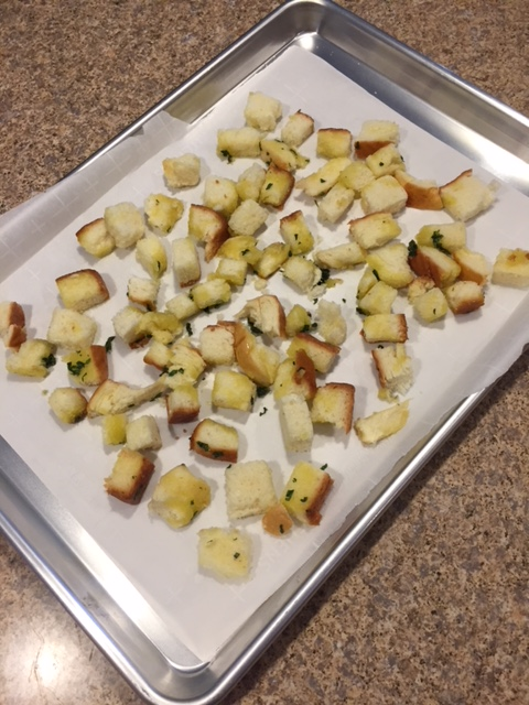 Kids Cooking and Baking Classes Westchester NY - Croutons