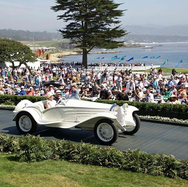 Have you purchased your tickets to the PB Concours d'Elegance yet? 🏎🏅It's a spectacular event!