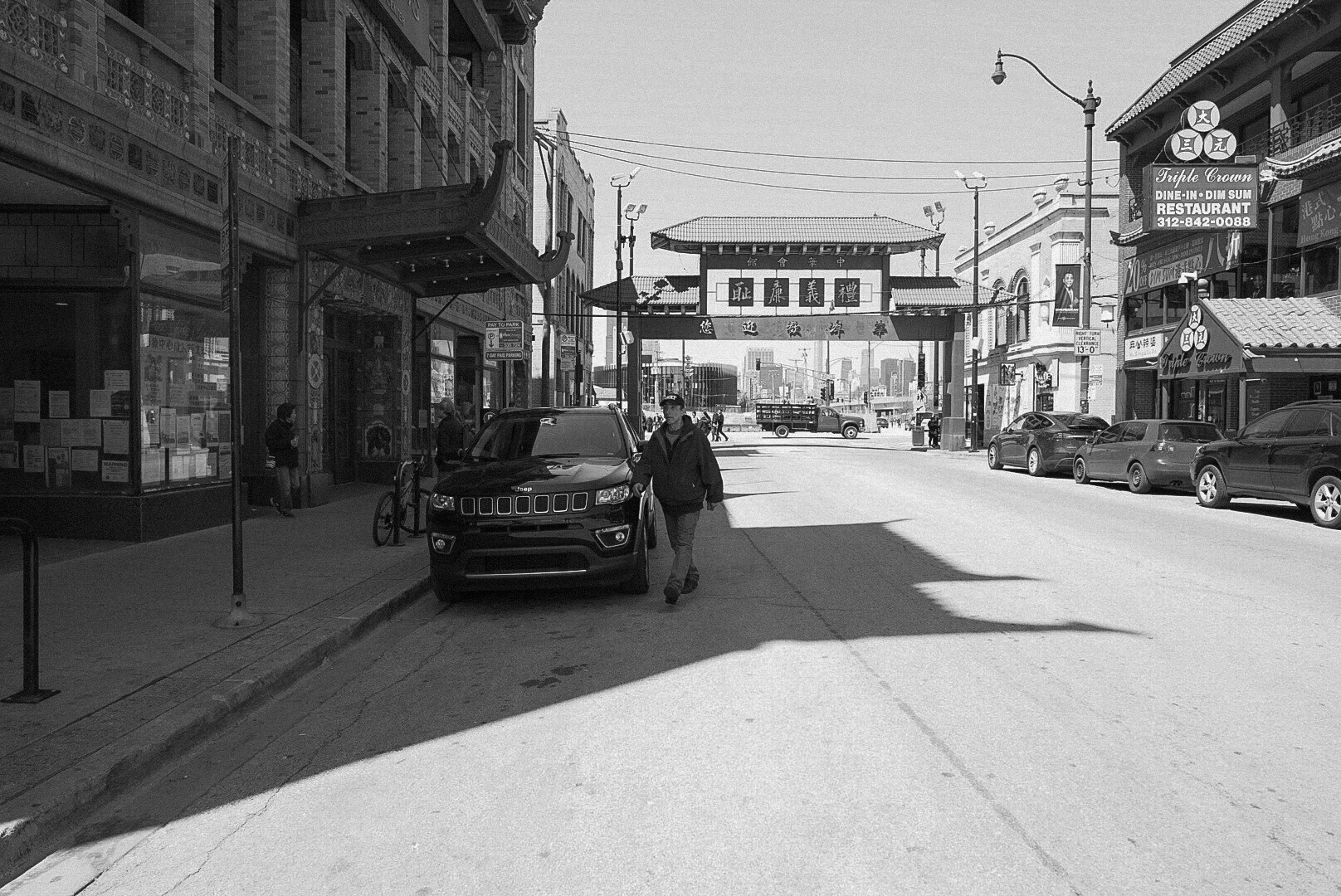 China Town, 2019
