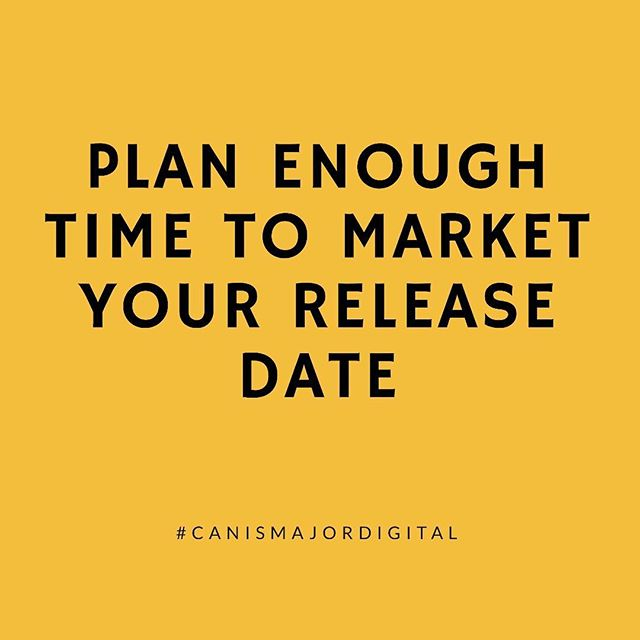 Maybe one of the biggest mistakes an #independentartist makes today: rushing their release. If there is no real hype around your release or strategy to drive people to your #music you are doing yourself a HUGE disservice. You do not need money to market, just creativity! Give your music at least 4 weeks of good promo and watch the difference in your #streams. 🎧