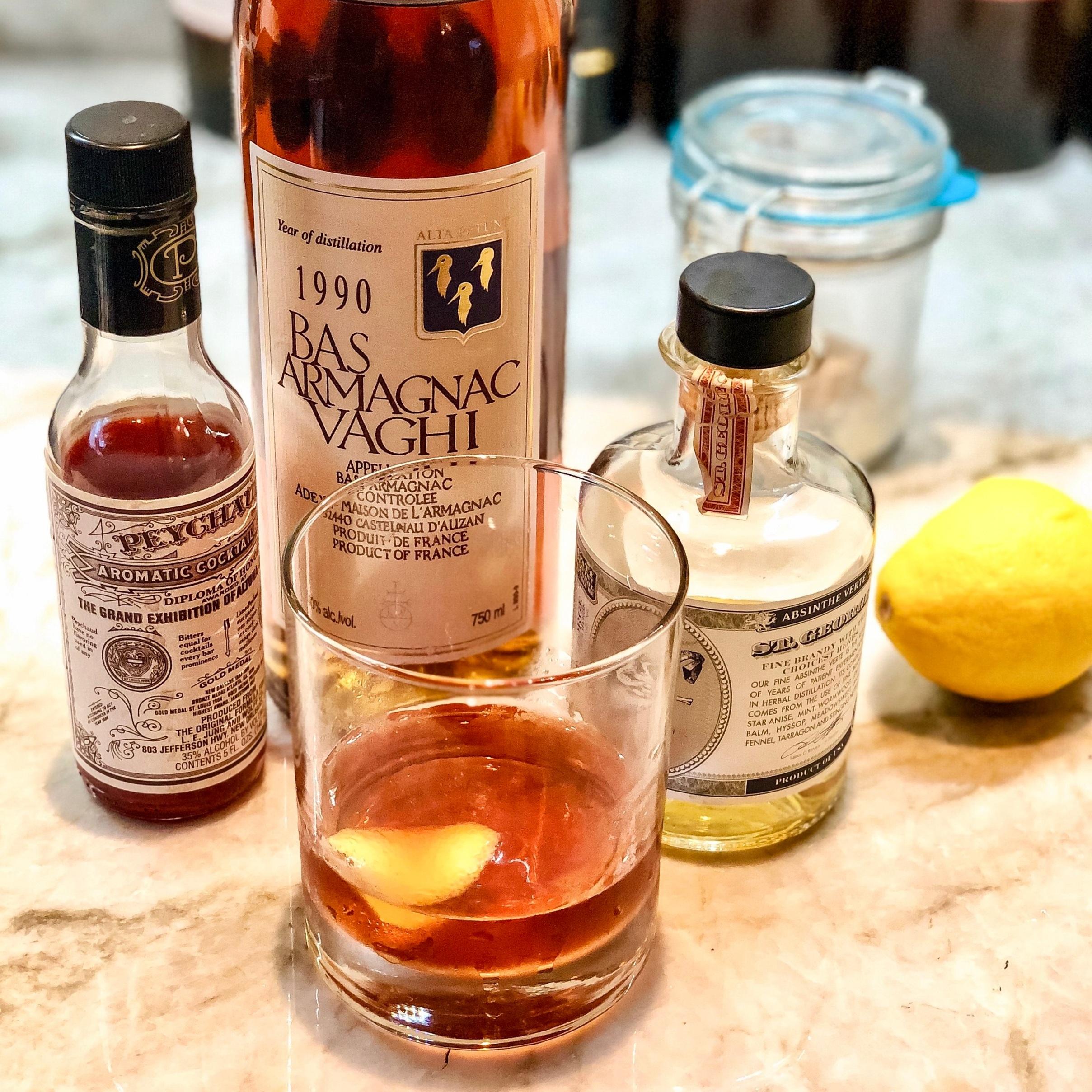 drinks/cocktails -