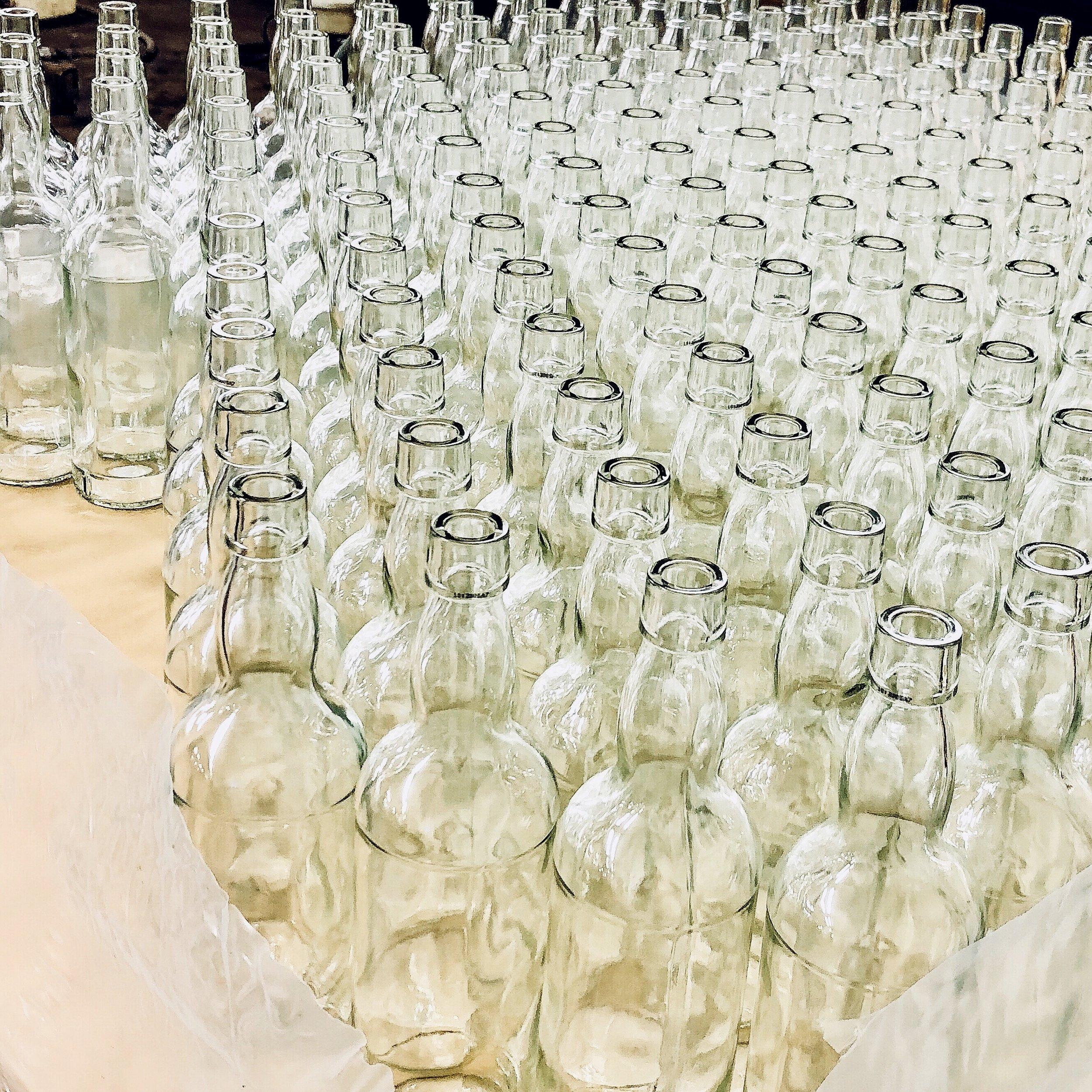The bottling hall - On site bottling at Springbank and Kilchoman