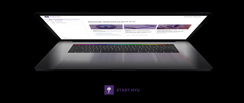 Start NYU — Mianying