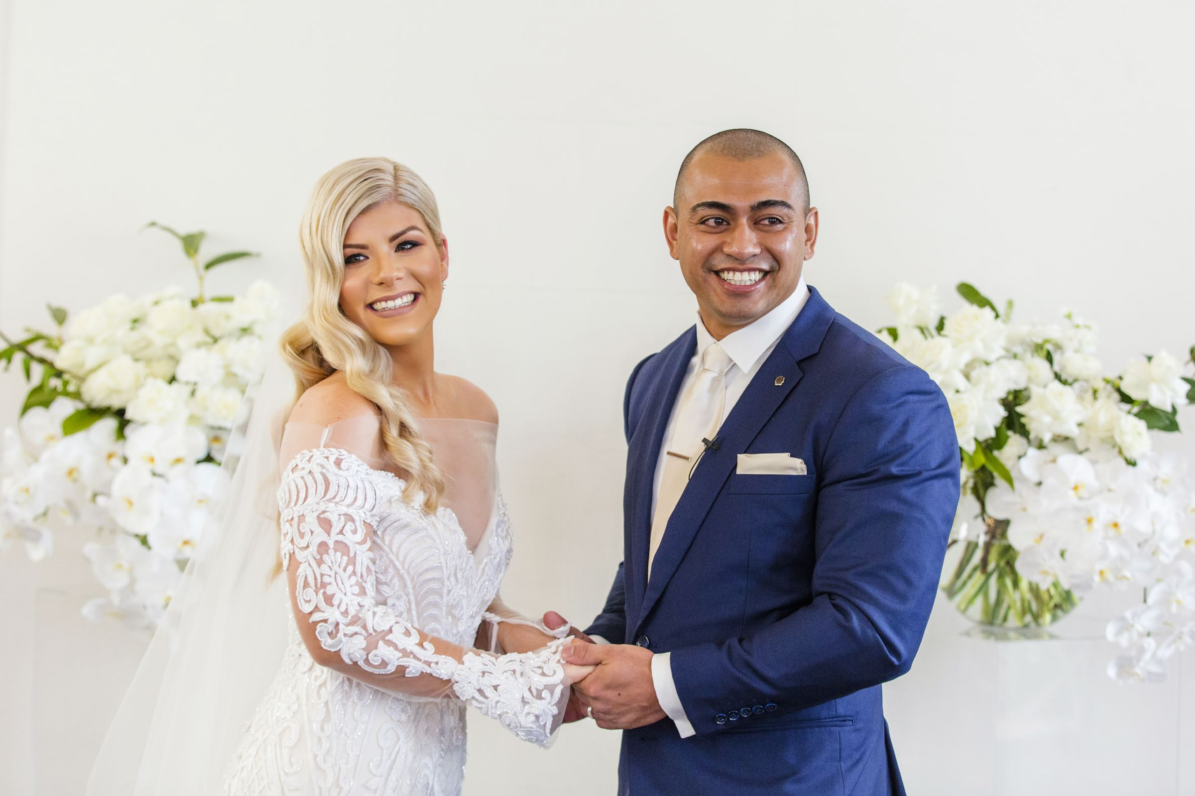 Camilla & Junior - Blackbird Brisbane City Wedding
