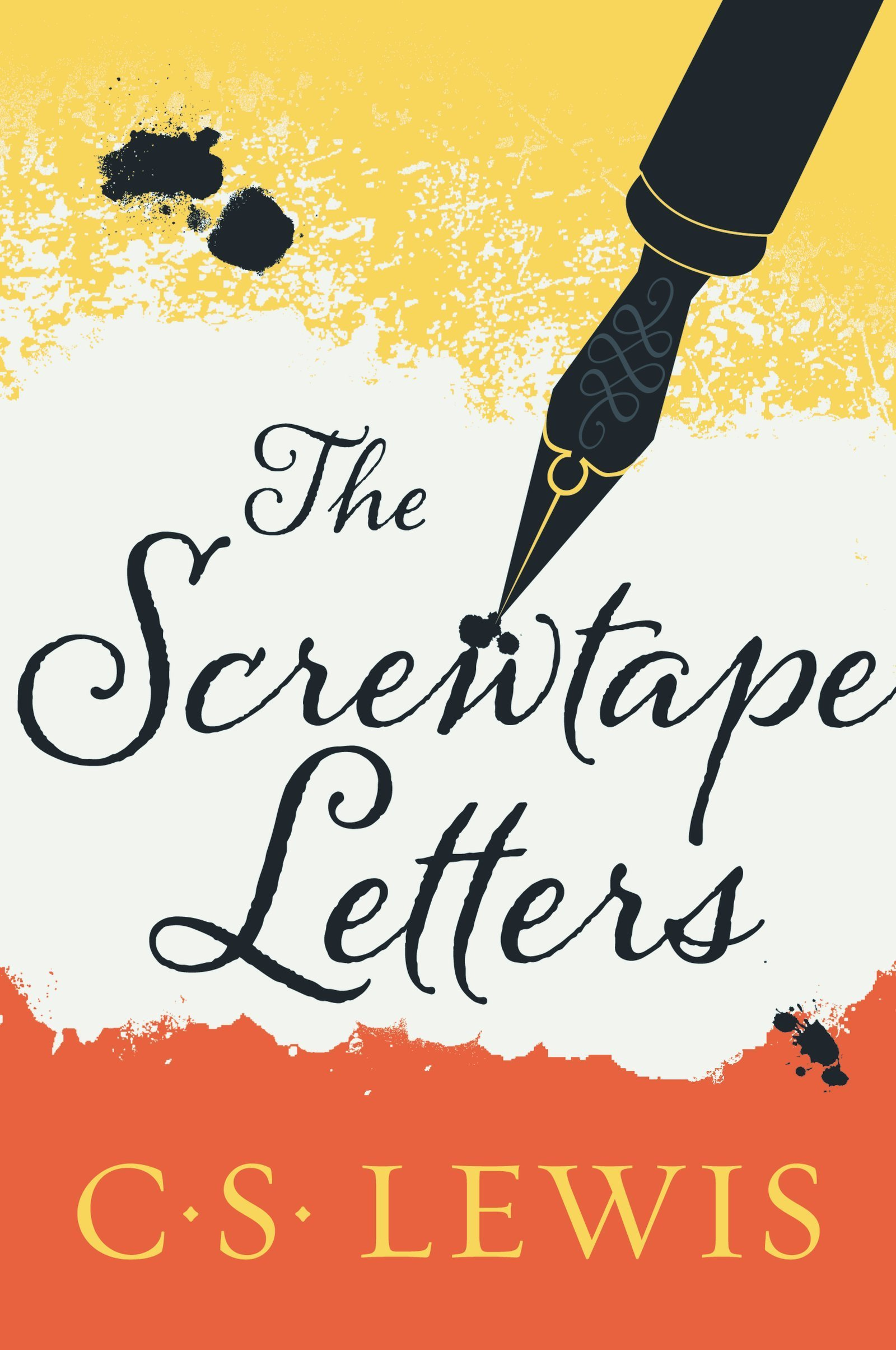 "The Screwtape Letters    The Screwtape Letters  by C.S.  Lewis is a classic masterpiece of religious satire that entertains readers with its sly and ironic portrayal of human life and foibles from the vantage point of Screwtape, a highly placed assistant to ""Our Father Below."""