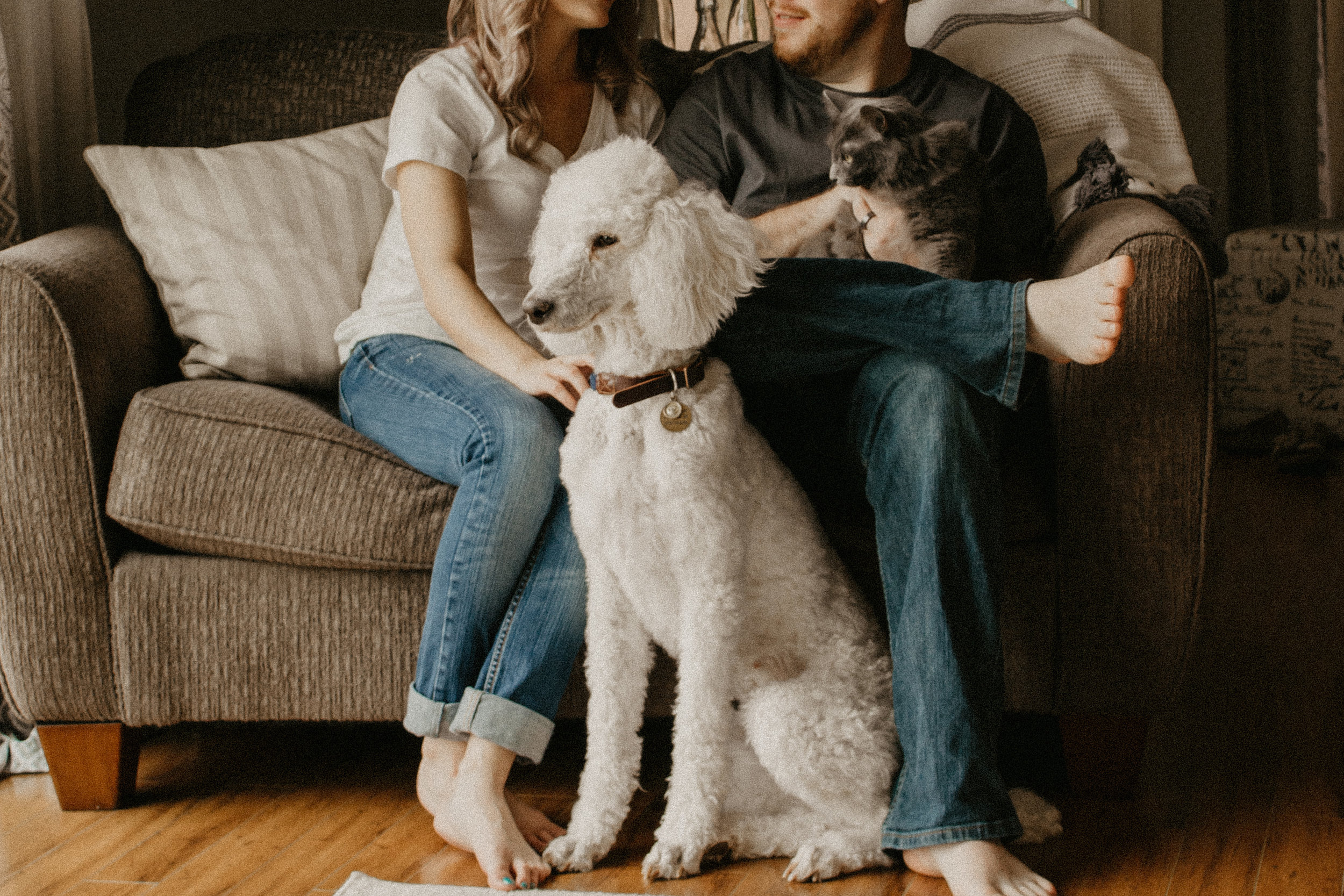 When we look to our dogs, they need our connection on a daily basis. They need our love, time, and attention. When we stay connected with others, it feeds our soul and helps to lead us to a longer and healthier life.