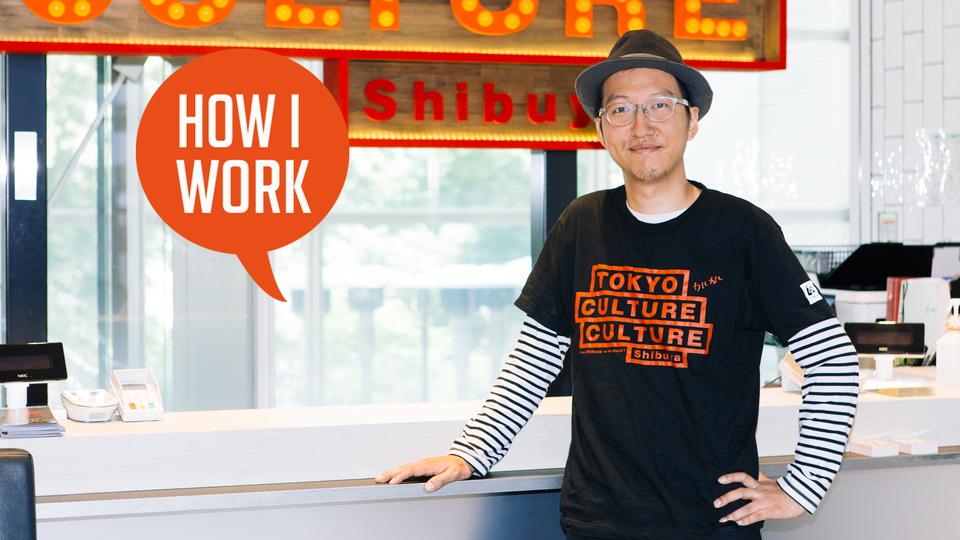 lifehacker/HOW I WORK(TOKYO CULTURE CULTURE編: 掲載ページへ )