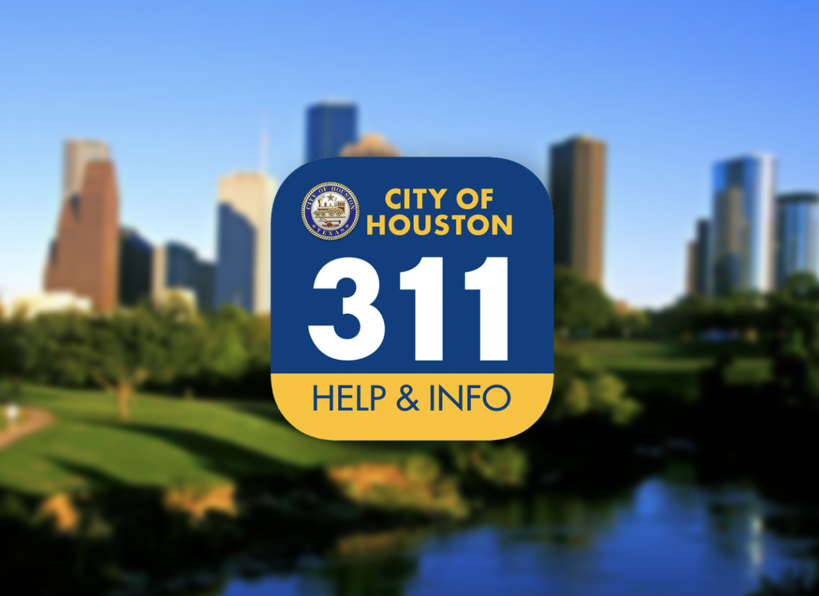 Houston 311 - Over 2,400 frequently answered questions have been collected and warehoused. With such a broad array of reference entries developed jointly with departmental experts, and by providing specific information from other shared databases, the 311 Helpline resolves 85% of calls without transfer, Service Request, or follow-up.The 311 Agents also process requests for specific city services like pothole repair or a traffic signal malfunction by creating a Service Request in 311's Service Management system. Each Service Request can be tracked from start to finish. More than 300 specific Service Request types have been defined and scripted within the system. Each Service Request is forwarded to the appropriate department and a deadline date is assigned for investigation and resolutionThe system generates numerous reports by department, by division within a department, by Service request type, participants, council districts, zip codes, Key Map locations, and other geographic areas. Regular reports identify any service requests that have not been resolved within the pre-determined timeline. This provides greater opportunity for management supervision of personnel and assessment of the impact of deployed resources.