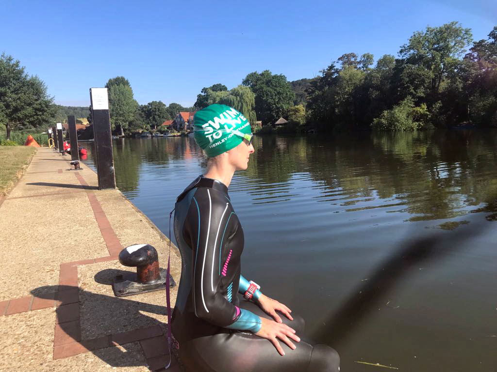 Openwater 1-2-1 photo