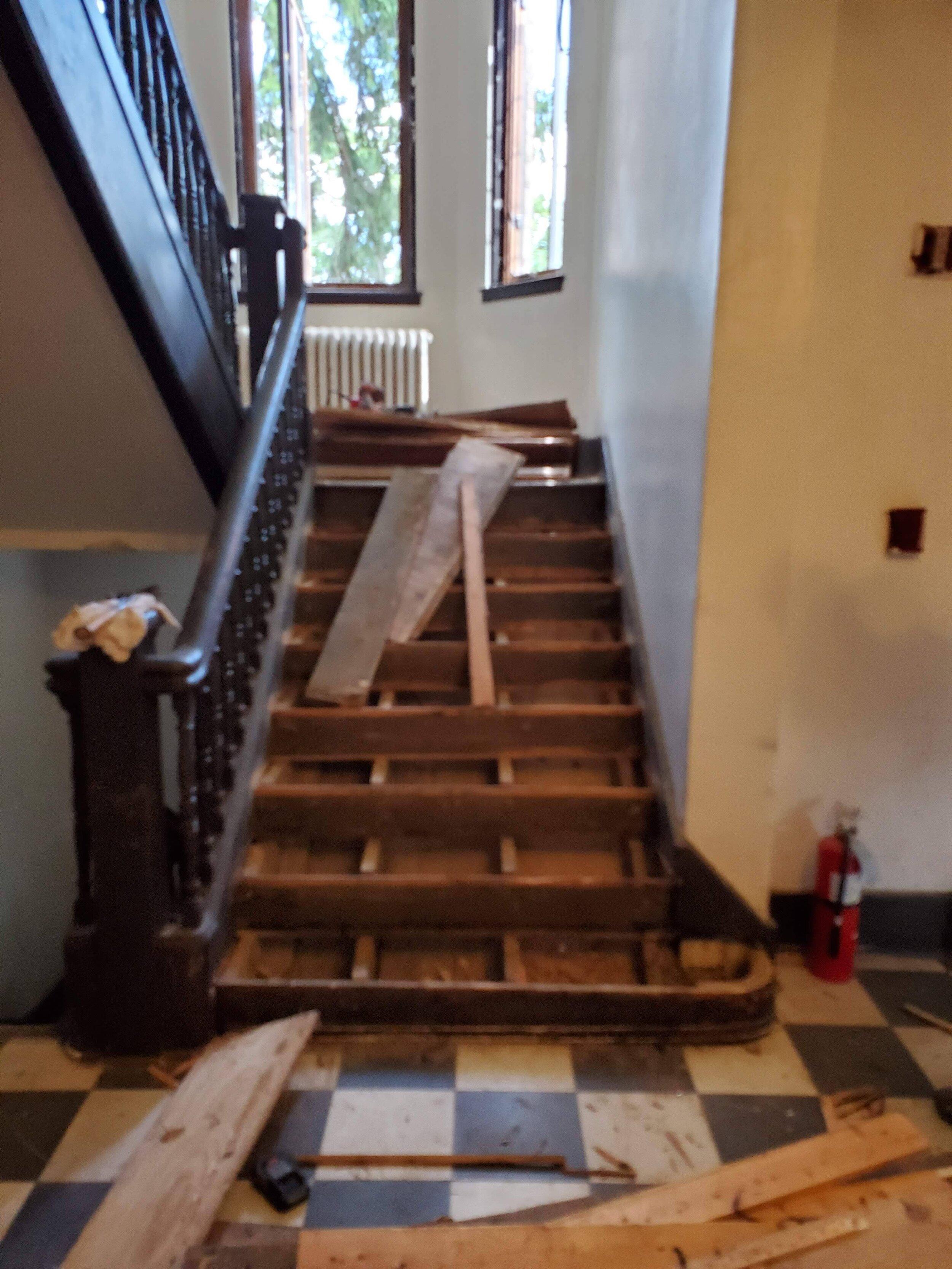 2019 First Floor Front Stair Renovation 20190819_123422.jpg