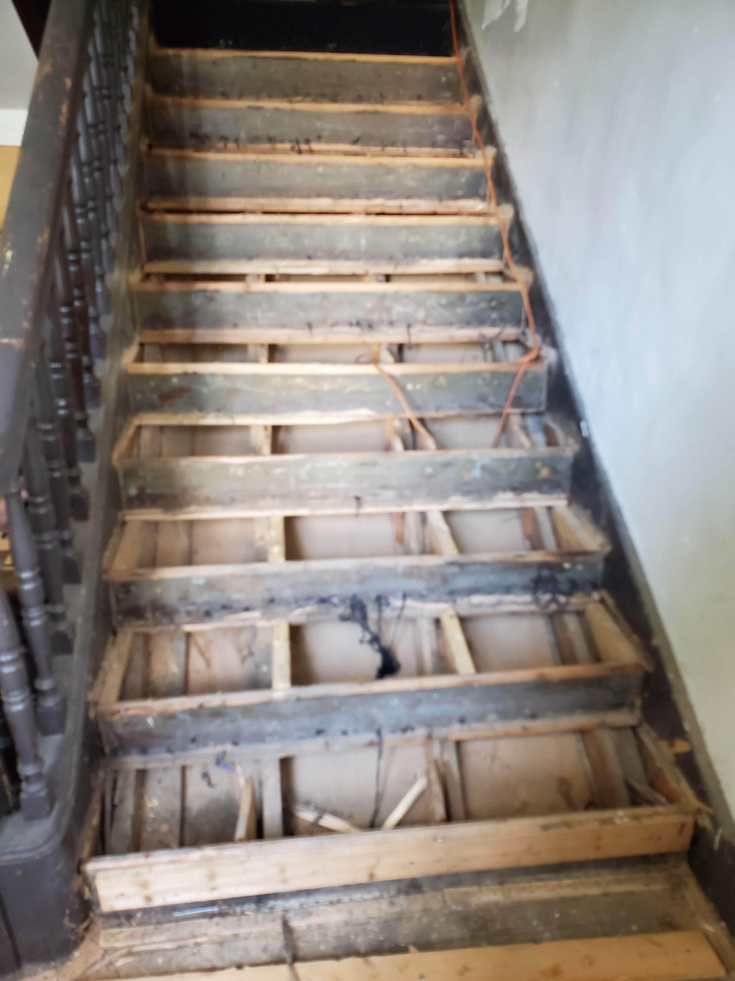 2019 First Floor Front Stair Renovation 20190819_123442.jpg